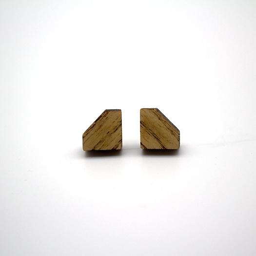 Ohrstecker Lithium Diamant silber Esche 003_2