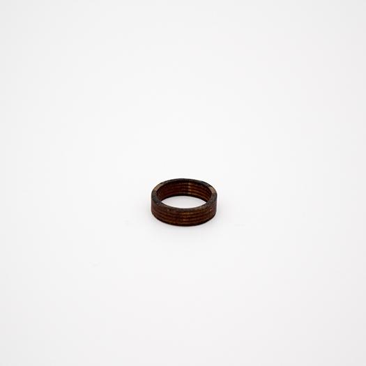 Holzring 16er Ring Unikat Unisex HELIUM Makassar 4_3
