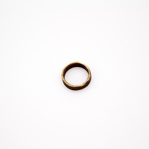 Holzring 17er Ring Unikat Unisex HELIUM Eiche 1_2