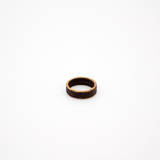 Holzring 17er Ring Unikat Unisex HELIUM Eiche 1_1