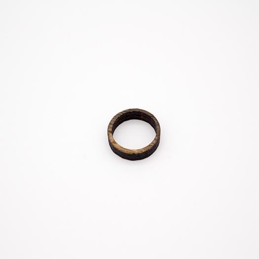 Holzring 17er Ring Unikat Unisex HELIUM Eiche 2_2