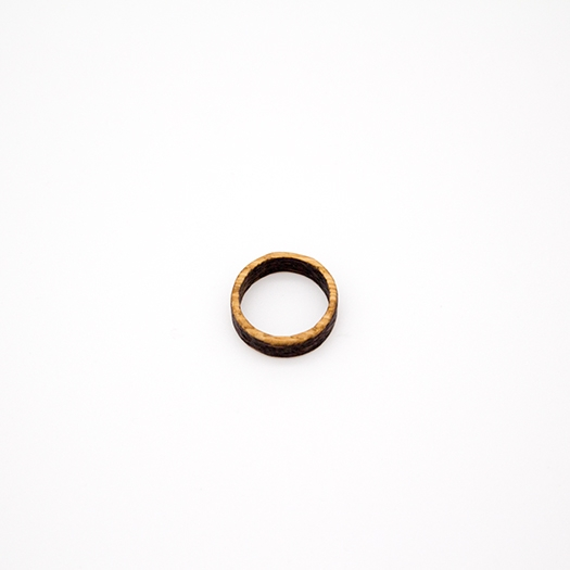 Holzring 17er Ring Unikat Unisex HELIUM Esche 5_2
