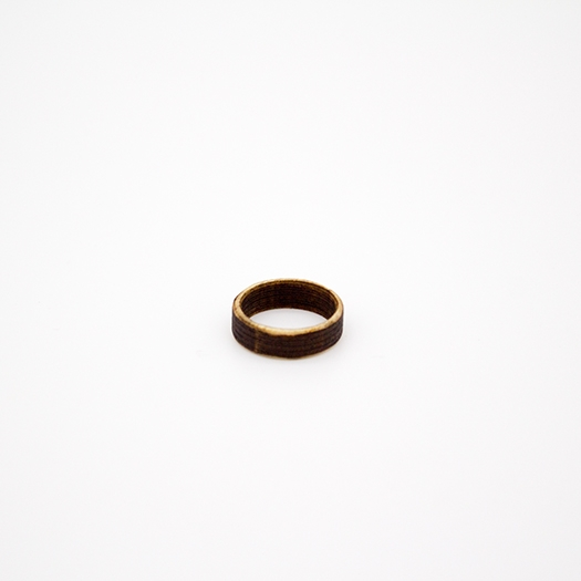 Holzring 17er Ring Unikat Unisex HELIUM Esche 5_1