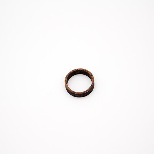 Holzring 17er Ring Unikat Unisex HELIUM Mammut 3_2