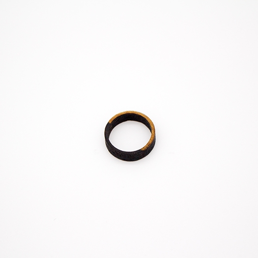 Holzring 18er Ring Unikat Unisex HELIUM Ebenholz 4_1