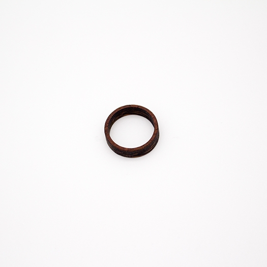 Holzring 18er Ring Unikat Unisex HELIUM Mahagoni 5_1