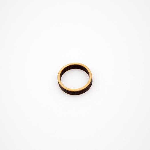 Holzring 20er Ring Unikat Unisex HELIUM Pappel 1_1