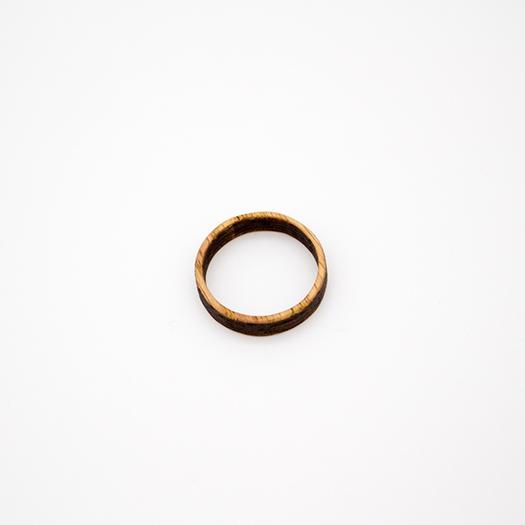 Holzring 22er Ring Unikat Unisex HELIUM Eiche 5_1
