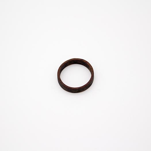 Holzring 22er Ring Unikat Unisex HELIUM Mahagoni 4_1