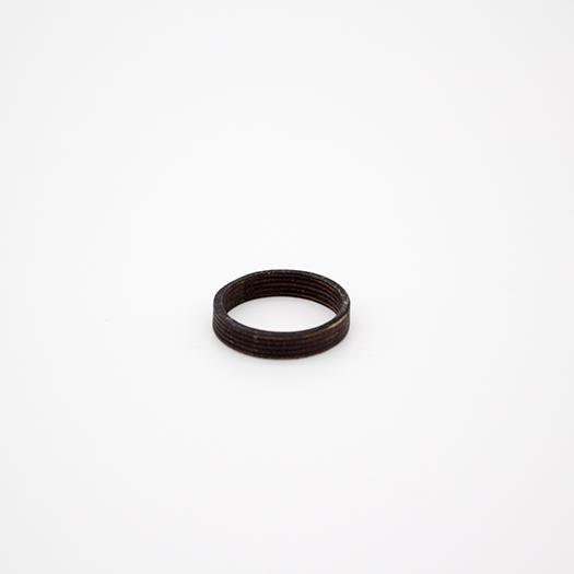 Holzring 22er Ring Unikat Unisex HELIUM Tulpenholz 1_2