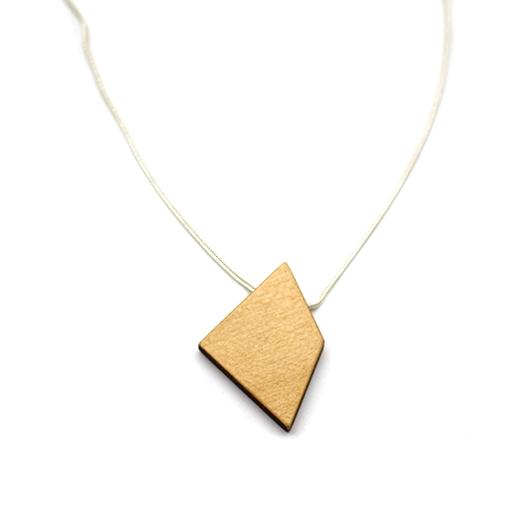 Kette Deltoid Holz Ahorn 925 Silber Fuchsschwanzkette Lithium 009_2